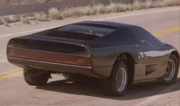 Легендарные автомобили из кинофильмов  автомобиль, машина, фильм, кино