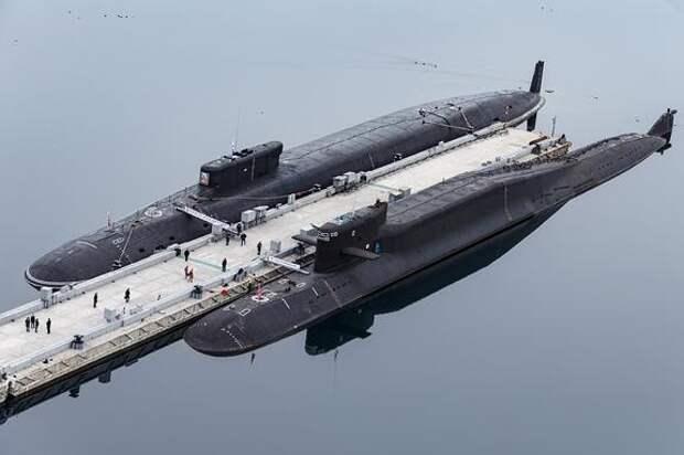 Сайт Avia.pro: самолет-разведчик США попытался приблизиться к базе российских атомных подлодок