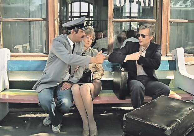 «За съёмки в «Вокзале для двоих» получил 3 рубля»