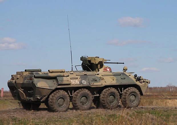 Учение с участием более 3 тыс. военнослужащих ЦВО завершилось в Челябинской области