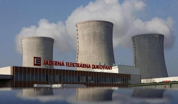 В Чехии намерены исключить «Росатом» из тендера на достройку АЭС «Дукованы»