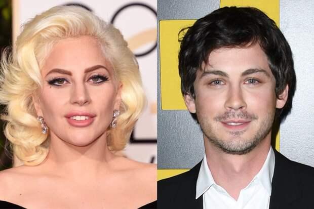 Леди Гага и Логан Лерман сядут на «Скоростной поезд» Дэвида Литча