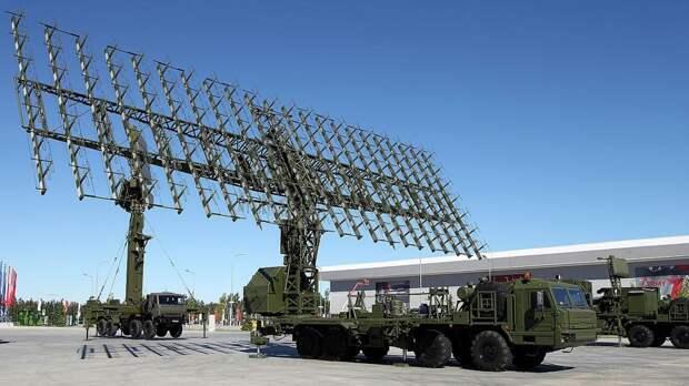 Арктику защитят новейшие российские радиолокаторы «Небо-М»