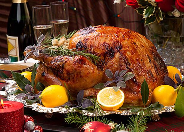 Новогодний стол 2012: рецепты к году Дракона / shutterstock.com