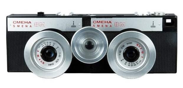 """""""Смена 8М"""". Самый массовый фотоаппарат в мире"""