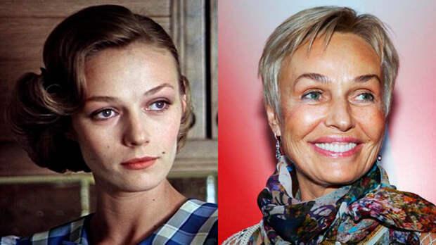 Красавицы советского кино: тогда и сейчас