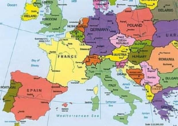 ДНК-локатор для Европы