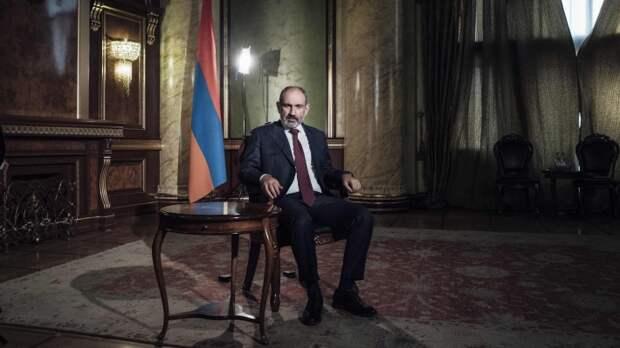 Пашинян назвал Карабах передовой «Мировой гибридной войны»