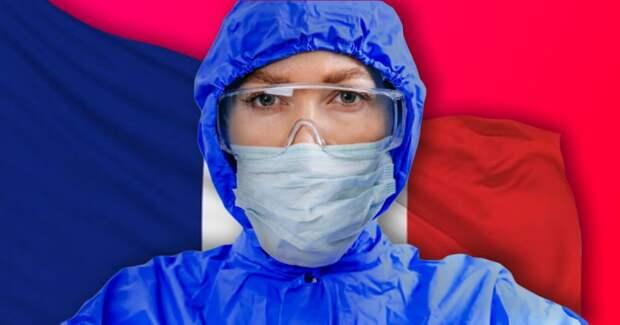 Первый заболевший во Франции появился в декабре