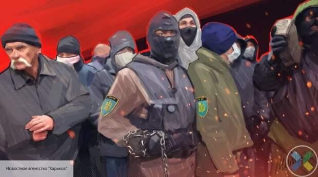 «Куплены на деньги «сепаратистов»: в Киеве напали на волонтеров с бесплатными масками
