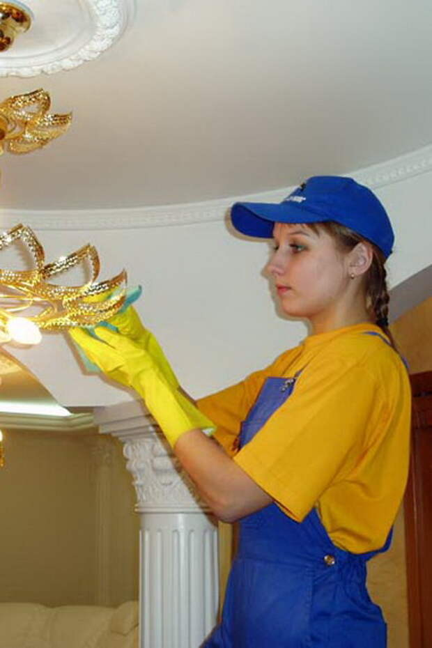 Флайледи на русский лад — уборка с помощью планирования