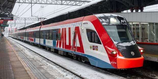 Собянин открыл железнодорожную станцию Внуково после реконструкции / Фото: В.Новиков, mos.ru