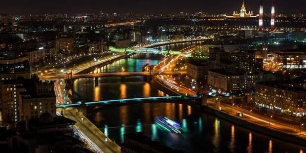 Авторы рейтинга Cities in Motion посчитали Москву одним из лучших городов мира