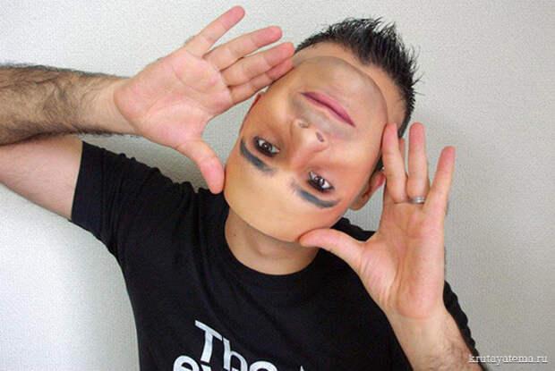 3D-маска лица