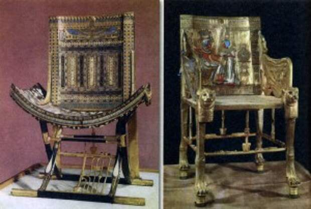 Троны Тутанхамона