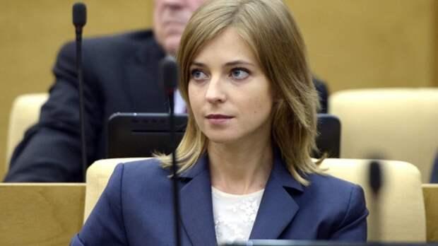 Поклонская указала Кравчуку на важность причин референдума в Крыму