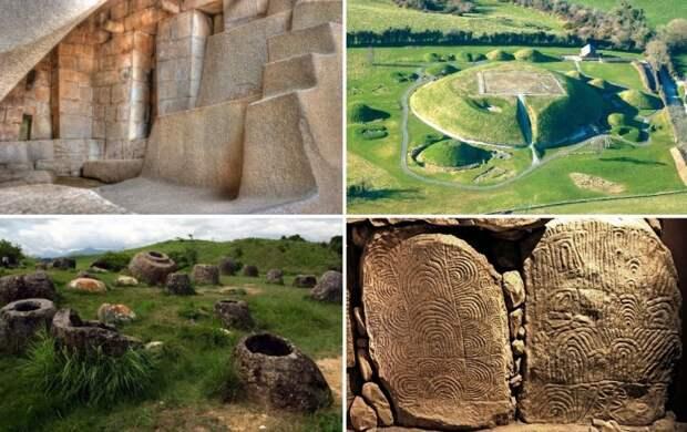 Древнейшие сооружения мира, с которыми связаны неразрешимые загадки и неразгаданные тайны.
