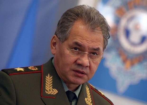 Шойгу заявил о деградации отношений с НАТО