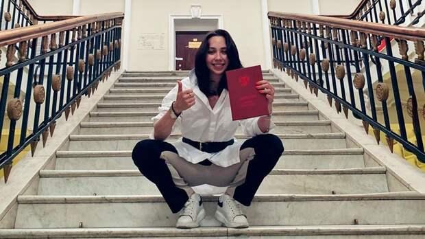 Туктамышева с отличием закончила университет. Она может войти в тренерский штаб Мишина и хочет открыть свое дело