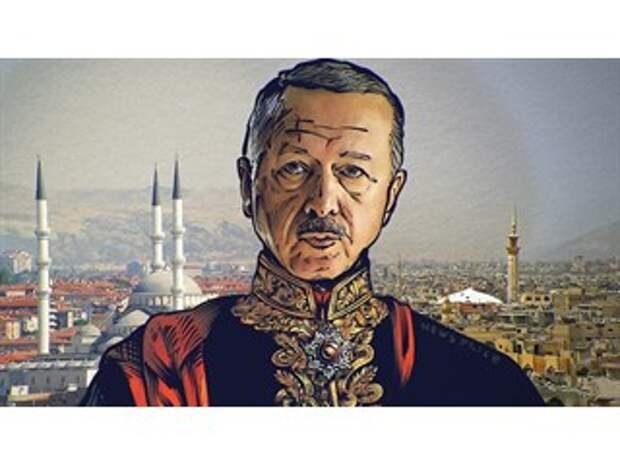 Как Турция возрождает Османскую империю