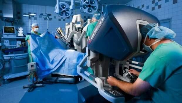 А какое Вы знаете применение робототехники в медицине?