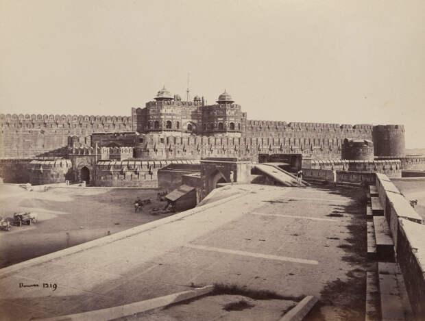 Albom fotografii indiiskoi arhitektury vzgliadov liudei 37