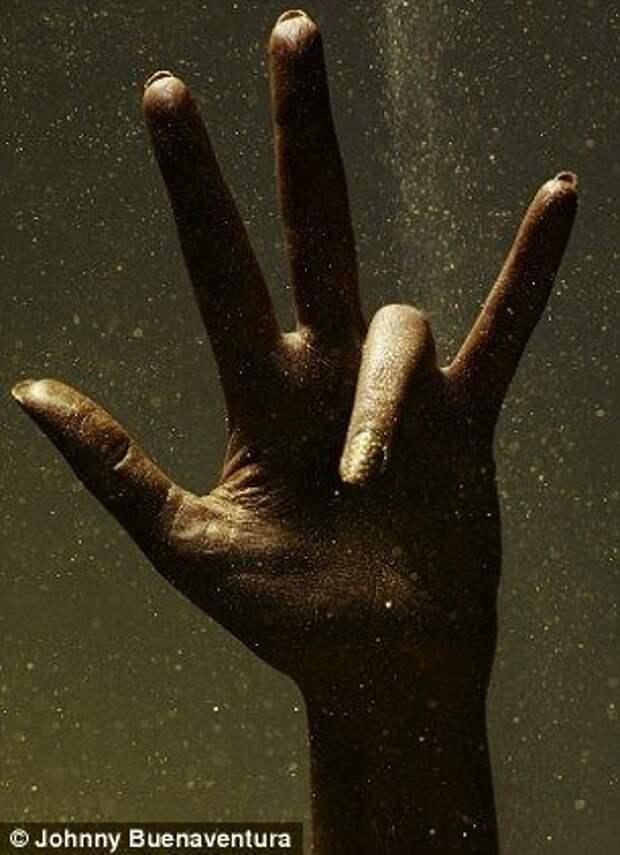 Эшли Ковингтон, Ashly Covington, профессиональная модель рук