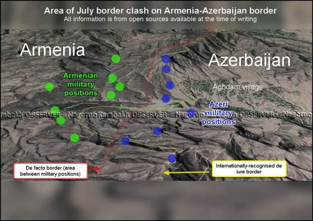 Армения и Азербайджан на грани новой полномасштабной войны