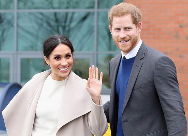 Щедрость - их конек: как принц Гарри и Меган Маркл отметили его день рождения