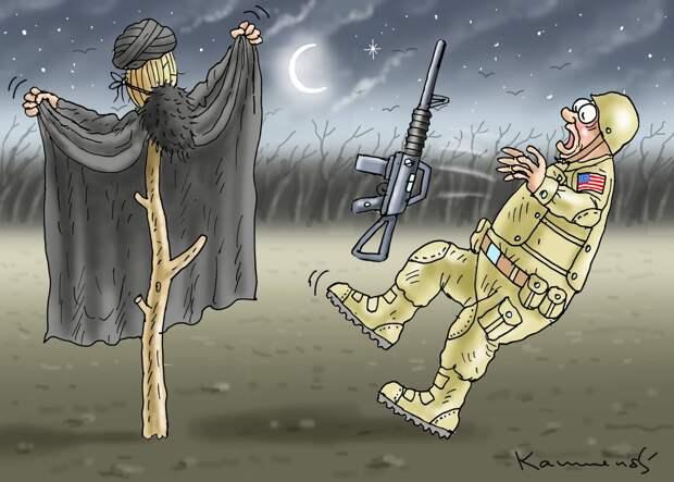 Как ЦРУ использовало ИГИЛ для ведения своего бизнеса в Афганистане