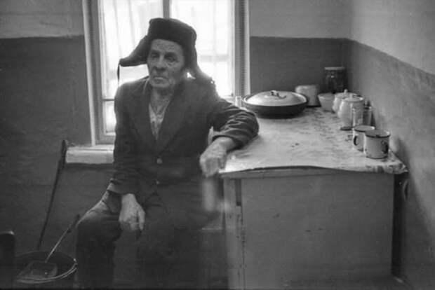 Обычная жизнь простых советских людей в фотографиях Владимира Воробьева