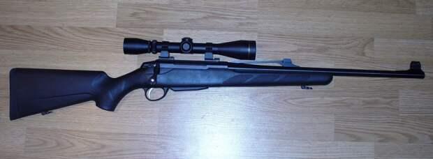 Tikka T3 – простое, надежное и дешевое финское охотничье ружье