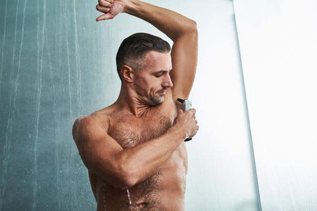 брить подмышки мужчинам или нет, должен ли мужчина брить подмышки