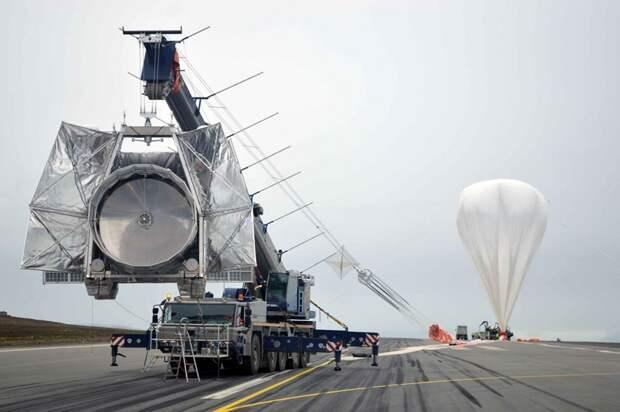 Российские ученые отправят за орбиту Луны крупнейший радиотелескоп