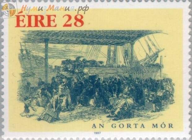 An Gorta Mor. Великий голод в Ирландии