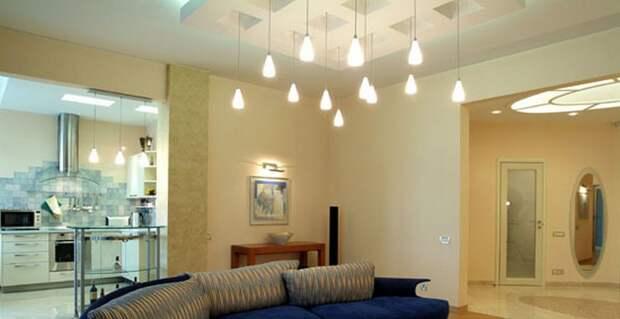 декоративная светодиодная подсветка фото