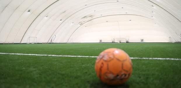 Более Т261 млн хотят потратить на текущий ремонт надувного футбольного корта в Нур-Султане