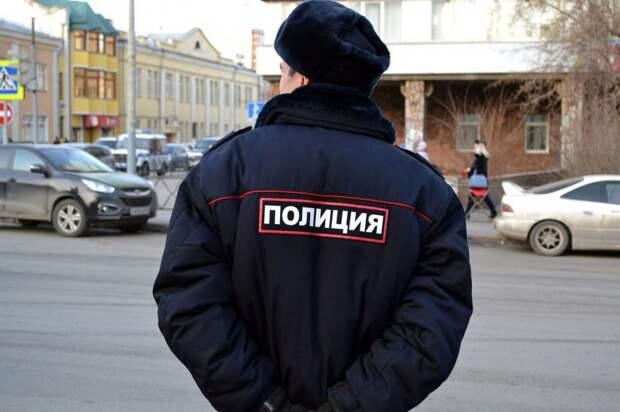 Полиция. Фото: УВД