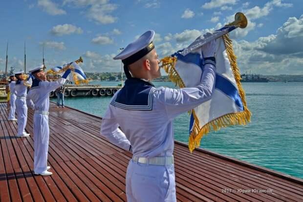 Как Севастополь отметит День ВМФ
