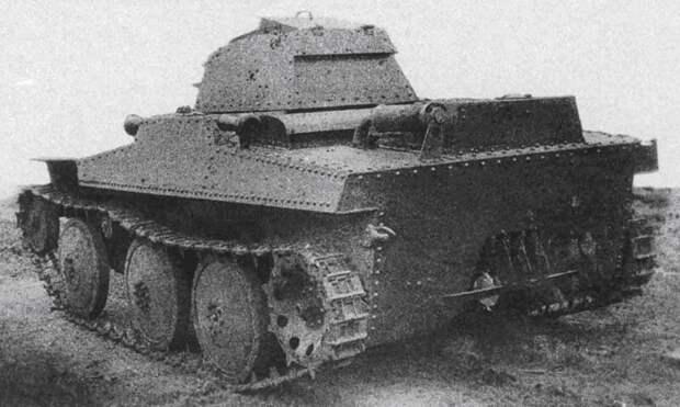 На фото - Т-43-2 сзади Исто́рия, военное, плавающие танки, советские танки, танки, танки РККА