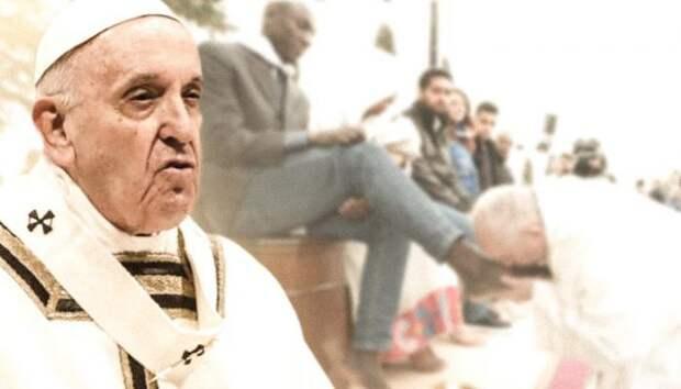 Папа Франциск призвал Европу совершить демографический суицид?