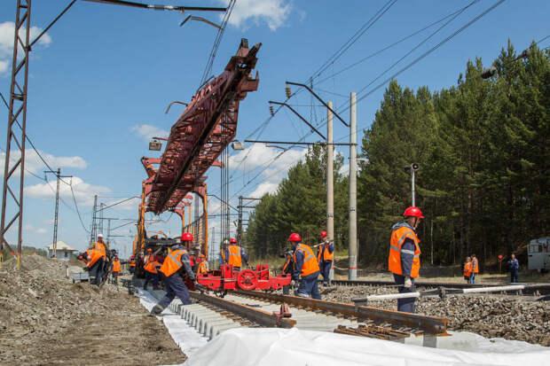 Обновление БАМа: в России возобновили грандиозную советскую стройку