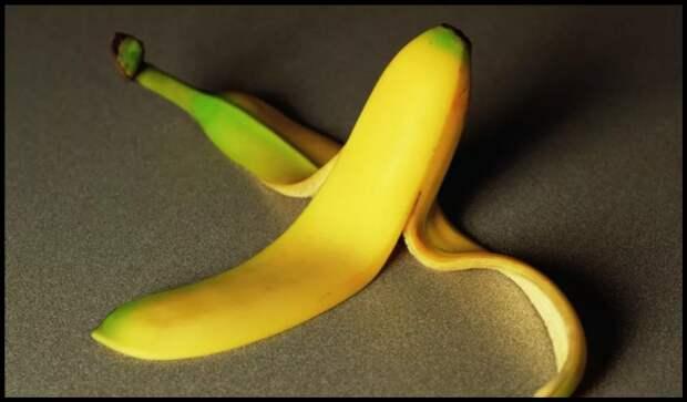 Кожура от банана в кулинарии и хозяйстве - теперь я ее никогда не выбрасываю в мусорное ведро!