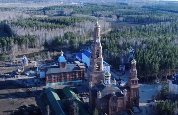 Взбунтовавшийся игумен и захват монастыря: что происходит под Екатеринбургом