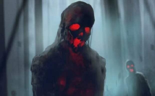 Диббук — злой дух в ашкеназском еврейском фольклоре, являющийся душой умершего злого человека
