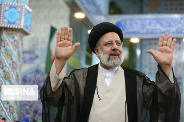 Ибрагим Раиси - новый президент Ирана
