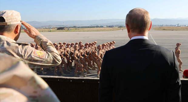 Зачем Россия строит военные базы на другом конце географии