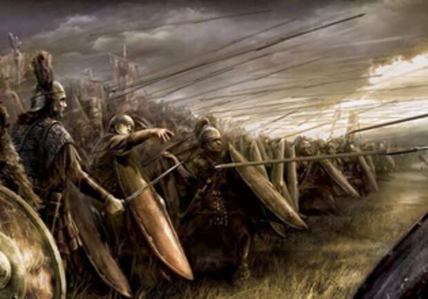 Жало римских легионов