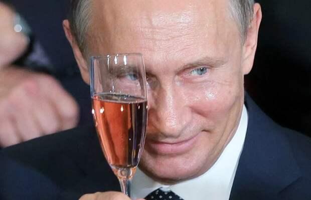 Снова Путин виноват...