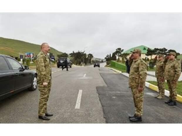 Товузский фронт: Алиев ставит на место «зарвавшихся» генералов?